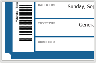 Each printable PDF ticket contains scannable barcodes and unique identification numbers. These security measures when applied with the Whindo Check-In utility or simply checked off the attendee list manually ensure each ticket admits one individual.